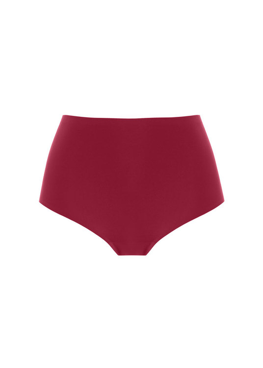 Fantasie Smoothease Red Invisible Full Brief