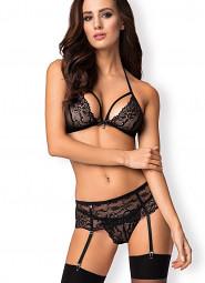 Black Lace set Obsessive