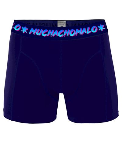 Muchachomalo kalsonger Män 2 pack boxer shorts Retro Wave