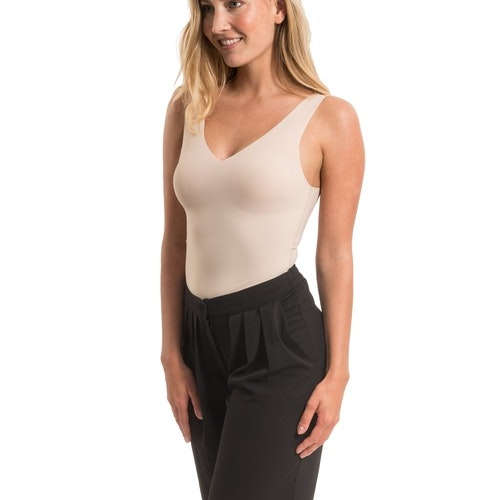 Magic Maxi Sexy tank top latte