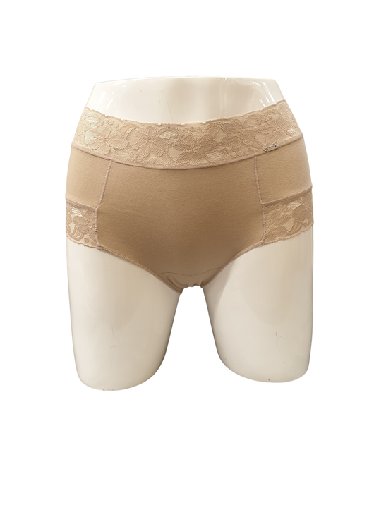 Avet Cotton Lace Hipster sand