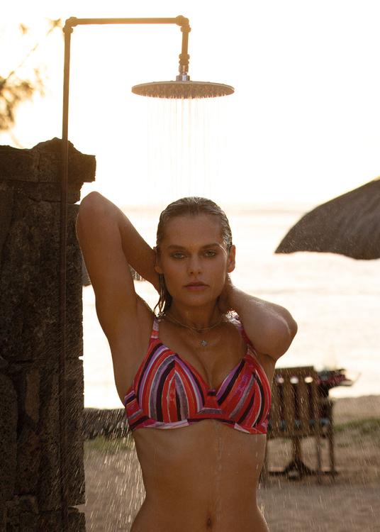 Freya Bali Bay Multi Plunge bikini top