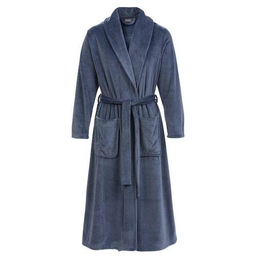 Trofé morgonrock blå