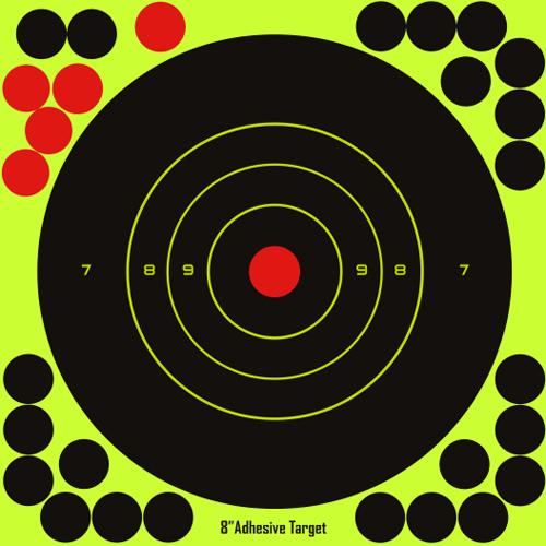 Zielscheibe, selbstmarkierend, 40-pack