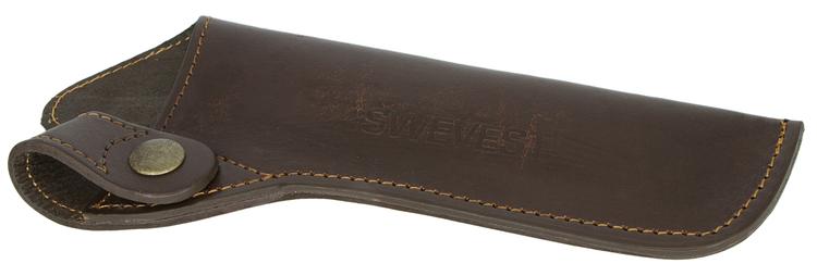 Schlußstück-Futteral aus Leder