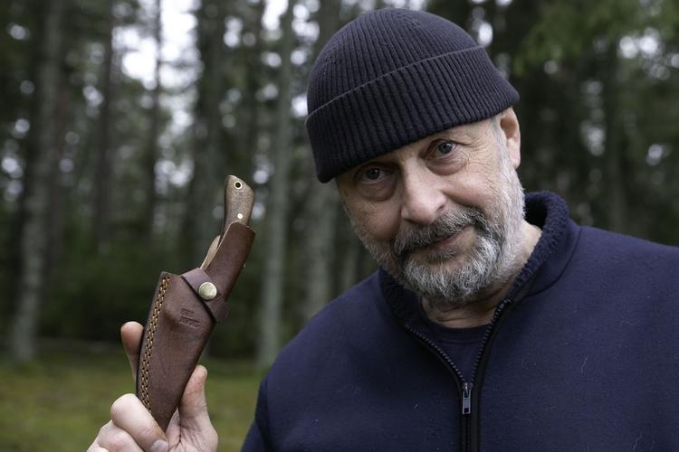Jagdmesser Peter Dogworks