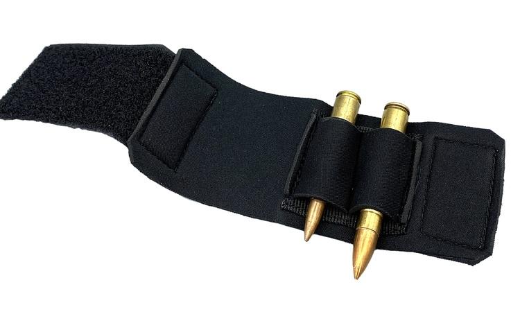 """Patronentasche für Gewehrlauf """"Dubbel"""""""