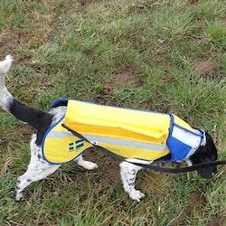 Kevlar-Schutzweste für Jagdhunde