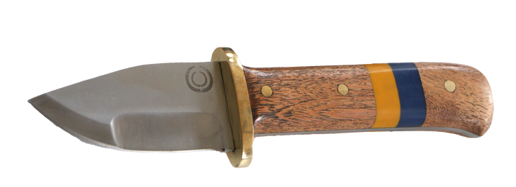 Jagdmesser No1 Valnöt
