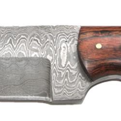 "Damast Jagdmesser ""Viking"""