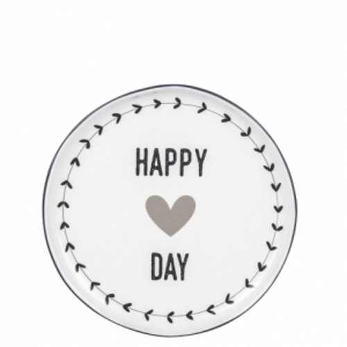 BC Collections Plate with Happy Day