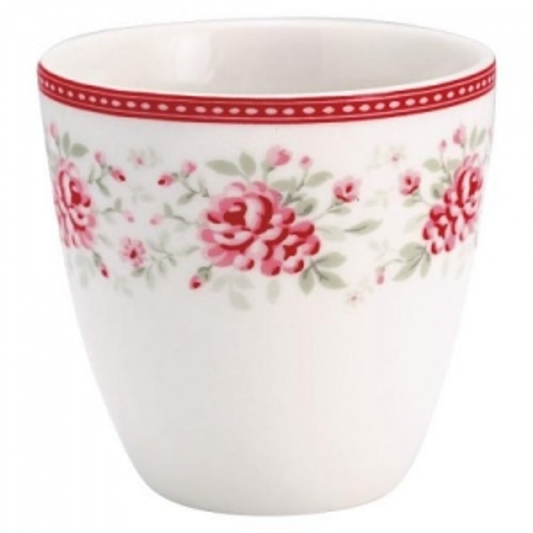 Greengate Mini Latte Cup Flora vintage
