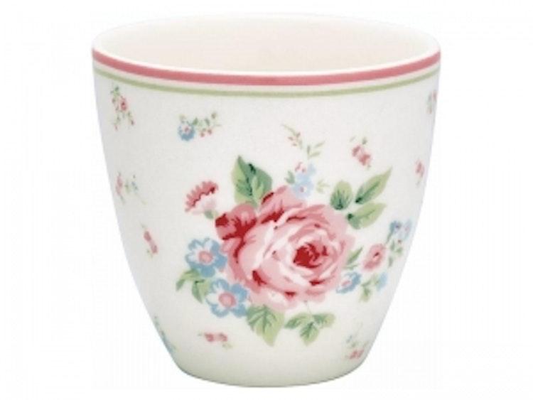 Greengate Mini Latte Cup Marley white