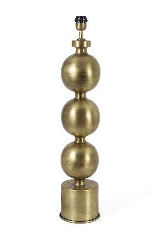 Lampfot Jadey antique brass