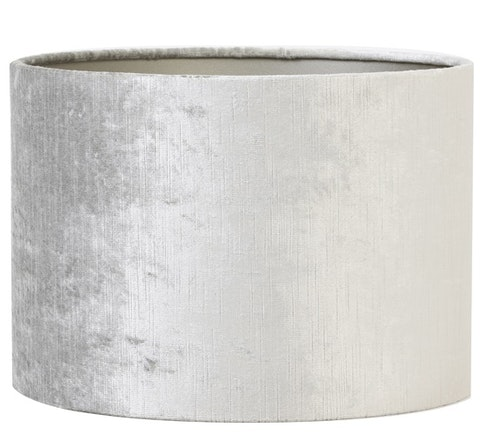Lampskärm Gemstone Silver 25cm