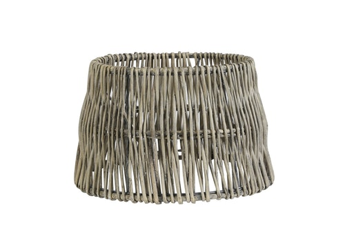 Lampskärm Rotan Weaving