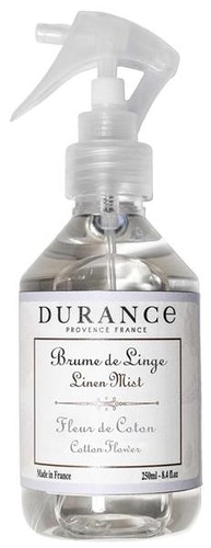 Durance Linen Mist Cotton Flower