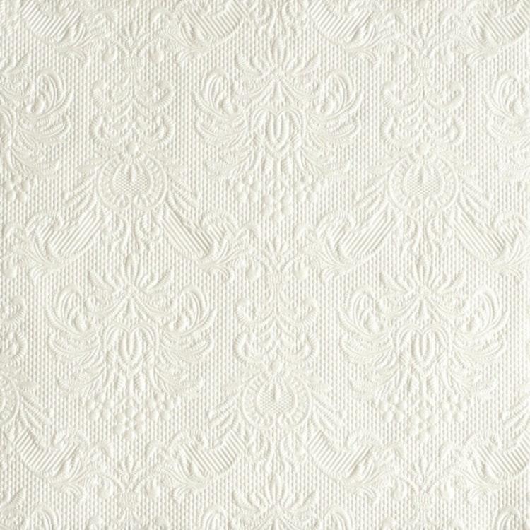 Servetter Elegance Pearl White