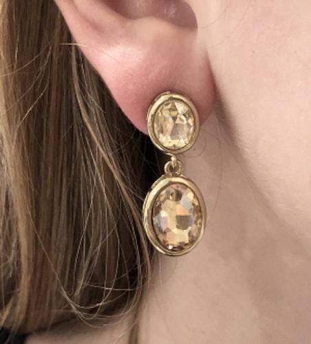 Örhängen Sindra Gold