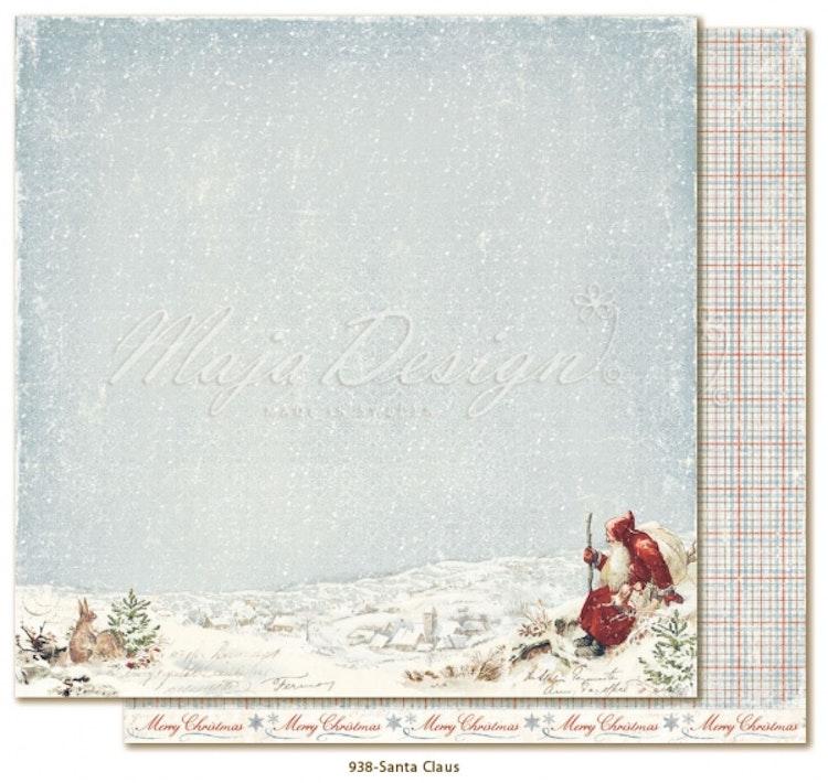 Maja Design Joyous Winterdays Santa Claus