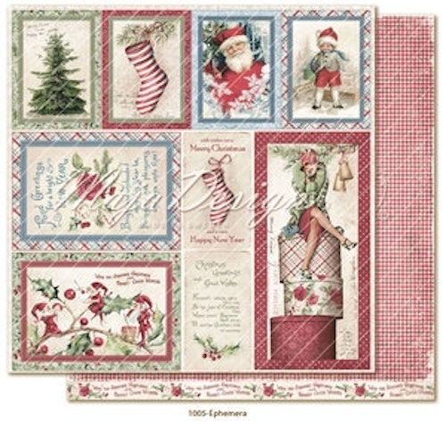 Maja Design Christmas Season Ephemera
