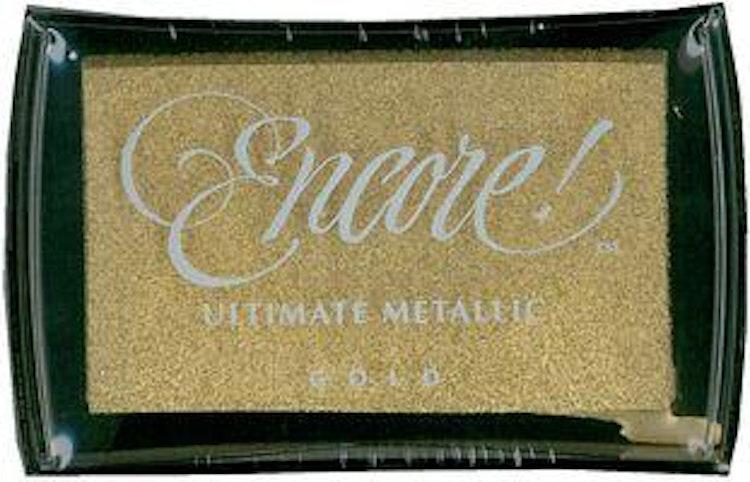 Encore Metallic Gold