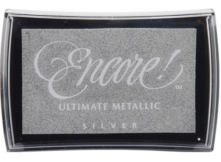 Encore Metallic Silver