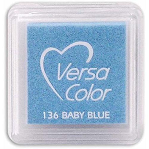 Stämpelfärg Versa Color Baby Blue