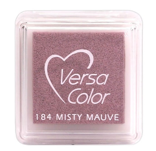 Stämpelfärg Versa Color Misty Mauve