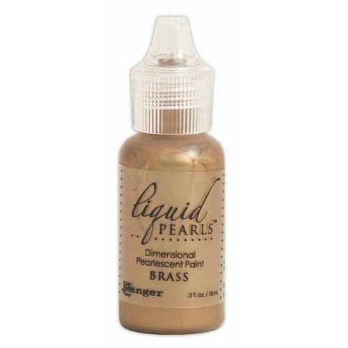 Liquid Pearls Brass
