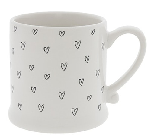 BC Collections Cup Hearts Overall