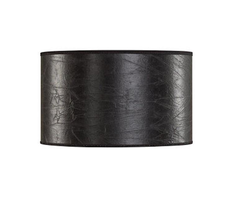 Artwood lampskärm Leather black