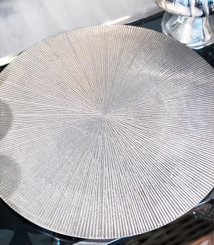 Dekorationsfat aluminum