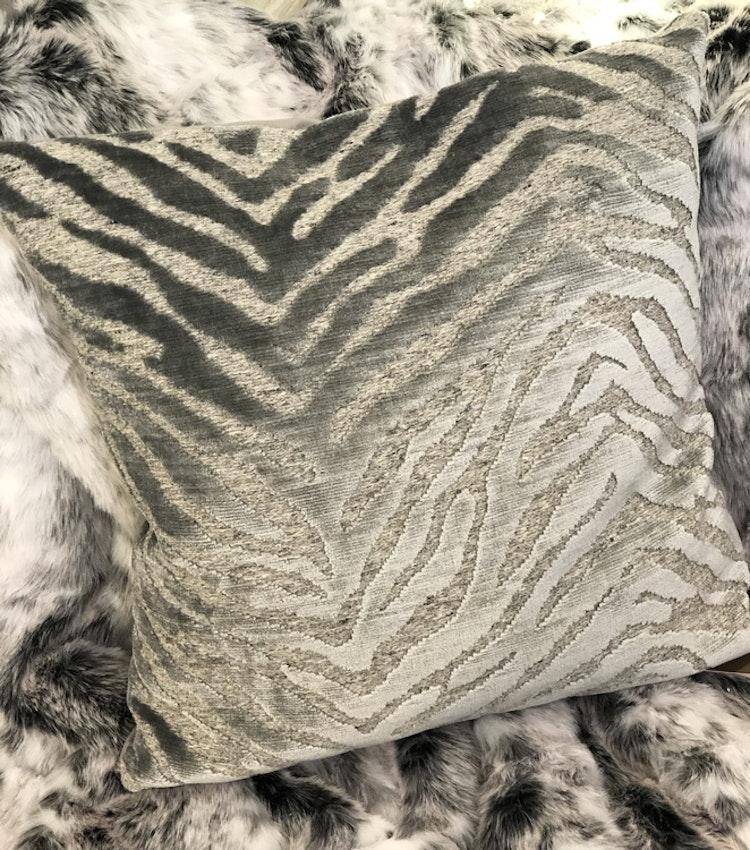 Kudde Zebra grey