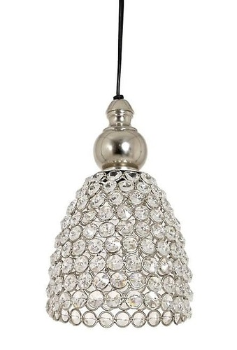 Hängande lampa Elene crystal