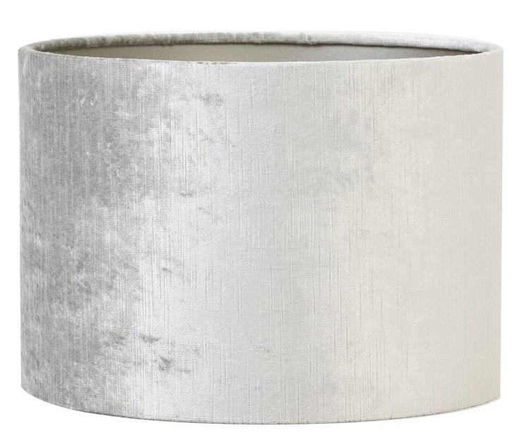 Lampskärm Gemstone Silver 35cm