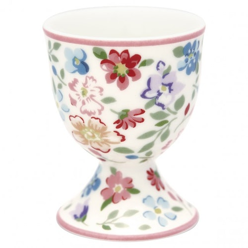 Greengate Egg cup Clementine White