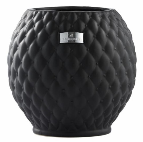 Lene Bjerre Rosabina Flower pot black