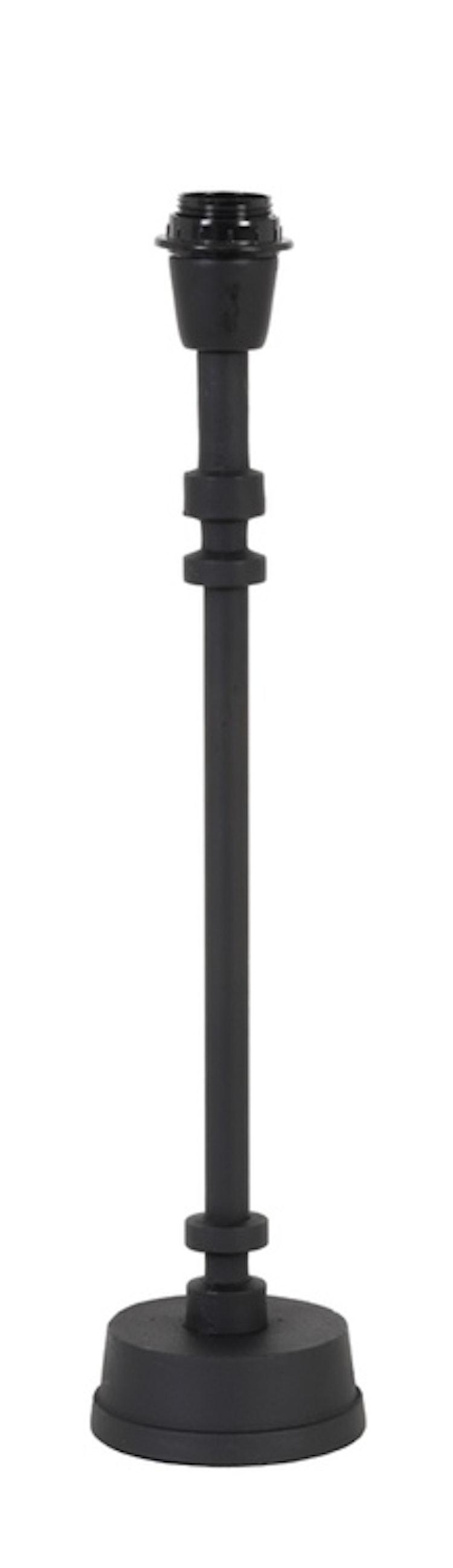 Lampfot Howell matt svart