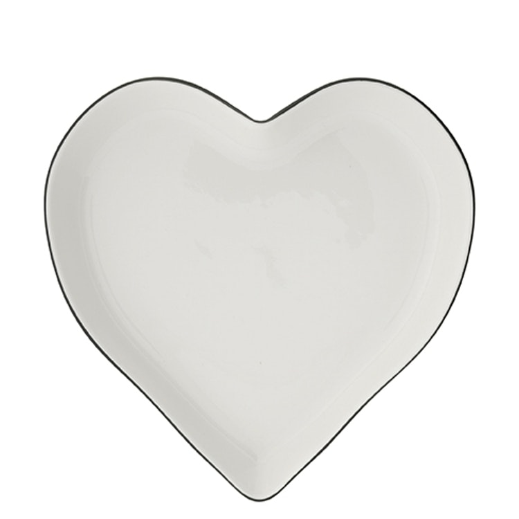 BC Collections Tray Heart Bowl