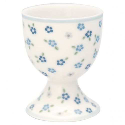 Greengate Egg Cup Ellise white