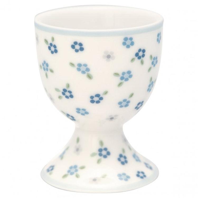 Greengate Egg Cup Ellise white