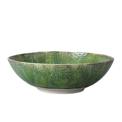 Sthål Large bowl Seaweed
