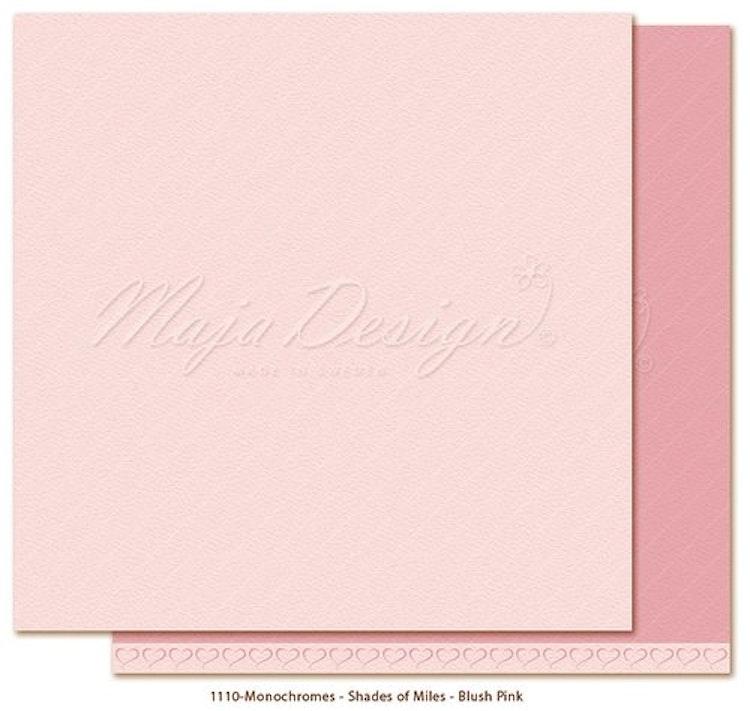 Maja Design Mono Blus Pink