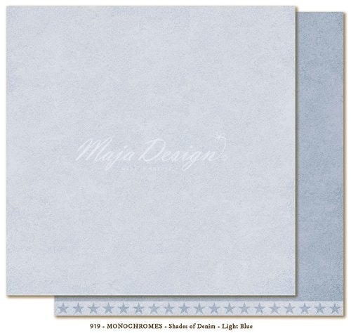 Maja Design Mono Light blue