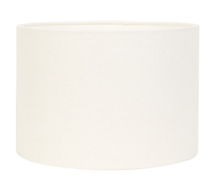 Lampskärm Livigno Egg white