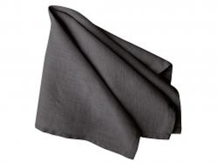 Greengate Linen Napkin Servett Grey