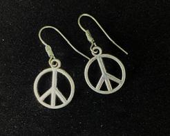 Örhänge peace
