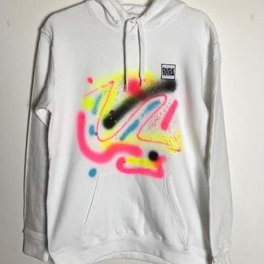 Hoodie graffiti 2