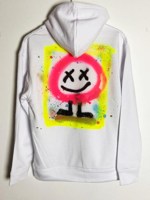 Hoodie graffiti X-man